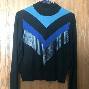 Alice x Urban Outfitters Sequin Sweater